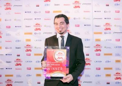 Dr Ahmad Nounu - Winner
